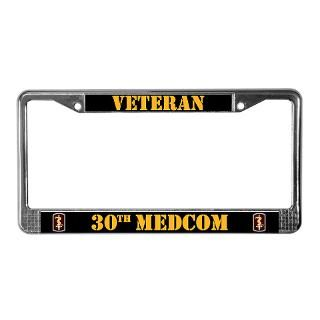 Combat Medic License Plate Frame  Buy Combat Medic Car License Plate