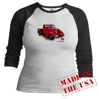 36 Classic Ford Truck Organic Baby T Shirt