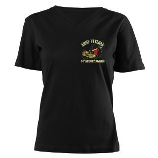 34Th Infantry Division Red Bull T Shirts  34Th Infantry Division Red