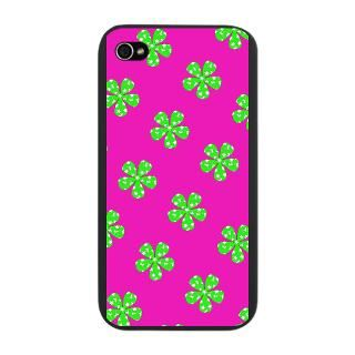 Pink And Green iPhone Cases  iPhone 5, 4S, 4, & 3 Cases