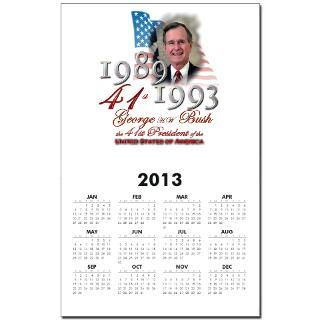 2013 George Bush Calendar  Buy 2013 George Bush Calendars Online
