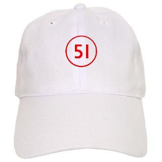 Emergency 51 Baseball Cap