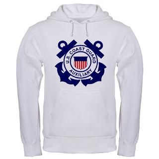 Coast Guard Auxiliary Logo  COAST GUARD SHIRTS DOT US