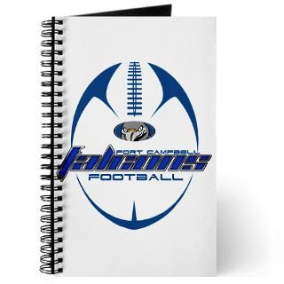Tribal Football Design  Fort Campbell Falcons Football
