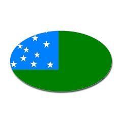 Green Mountain Boys Flag Sticker by greenmountainbo
