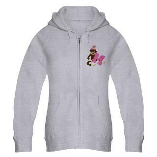 Girl Sock Monkey Hoodies & Hooded Sweatshirts  Buy Girl Sock Monkey