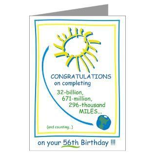 Happy 56Th Birthday Greeting Cards Buy