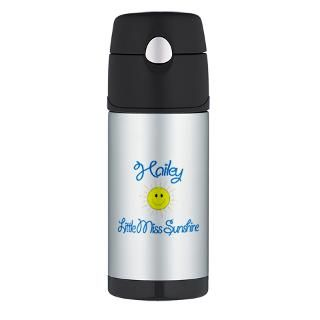 Baby Gifts  Baby Drinkware  Hailey   Little Miss Sunshine Thermos