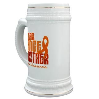 Wear Orange Ribbon For My Brother Beer Steins  Buy I Wear Orange