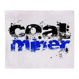 Coal Miner Stadium Blanket for $59.50