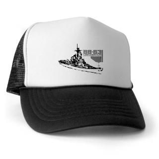 Uss Iowa Hat  Uss Iowa Trucker Hats  Buy Uss Iowa Baseball Caps