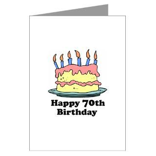 Happy 70Th Birthday Greeting Cards  Buy Happy 70Th Birthday Cards