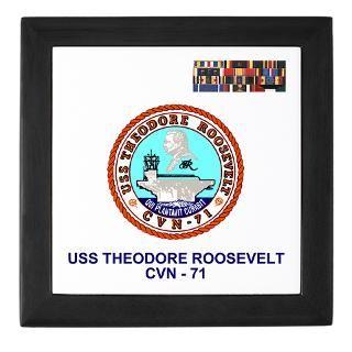 CVN 71 Merchandise  USS THEODORE ROOSEVELT CVN 71 Merchandise