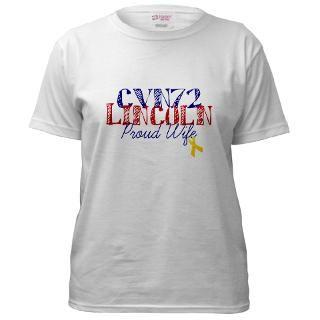Uss Abraham Lincoln T Shirts  Uss Abraham Lincoln Shirts & Tees