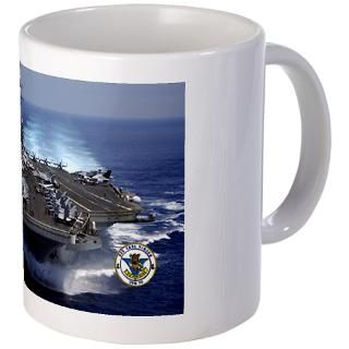 USS Carl Vinson CVN 70 Mug for