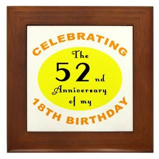 Happy 70Th Birthday Framed Art Tiles  Buy Happy 70Th Birthday Framed