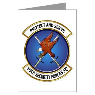 Air Force Military Police Greeting Cards  Buy Air Force Military