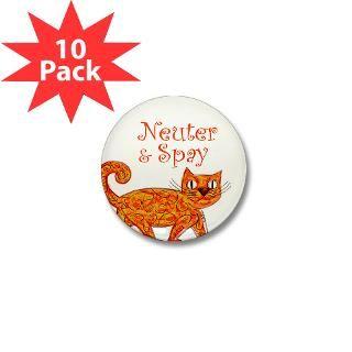Silly & Cute   Neuter & Spay (Orange Cat)  Dog Hause Pet Shop