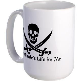 Jolly Roger Mugs  Buy Jolly Roger Coffee Mugs Online