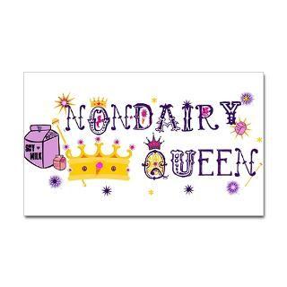 animal voices bumper sticker $ 4 85 non dairy queen sticker oval $ 3
