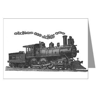 Steam Locomotive Greeting Cards  Buy Steam Locomotive Cards