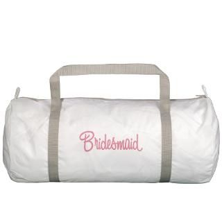 Bridal Party Gifts  Bridal Party Bags  Belles Bridesmaid Gym Bag