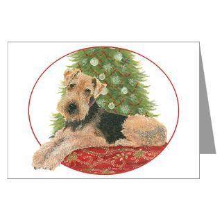 Lakeland Terrier Christmas Greeting Cards  Buy Lakeland Terrier