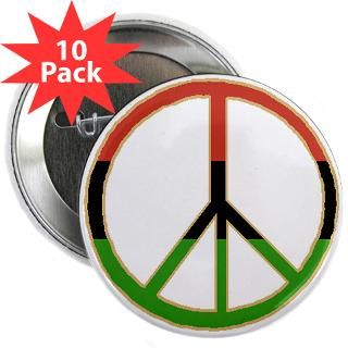 african peace symbol 2 25 button 10 pack $ 25 94