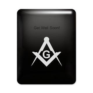 Masonic Greeting Card iPhone 3G Hard Case