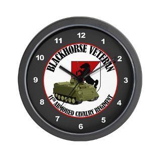 11th ACR Vet M113 APC Wall Clock