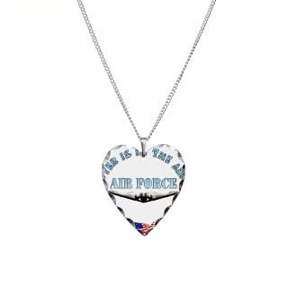 Air Force Wife   Wings   Necklace by MilitaryCloset