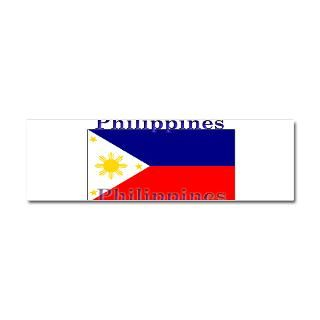 Philippine Flag Car Accessories  Stickers, License Plates & More