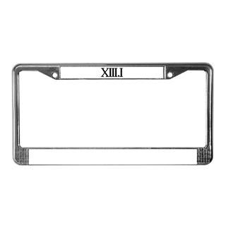 Runner Girl License Plate Frame  Buy Runner Girl Car License Plate