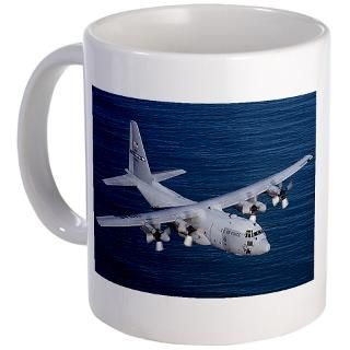 Air Force Gifts  Air Force Drinkware  C 130 Hercules Mug