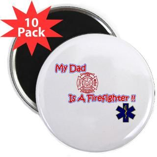 My Dad Is A Firefighter Tshirt  My Real Heroes Shirts & Gifts
