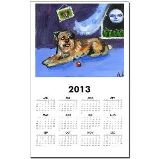 2013 Border Terrier Calendar  Buy 2013 Border Terrier Calendars