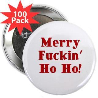 Merry Fuckin Ho Ho!  American Angst