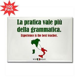 italian sayings rectangle magnet 100 pack $ 147 99