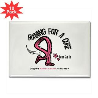 Breast Cancer Running For A Cure Shirts  Gifts 4 Awareness Shirts and