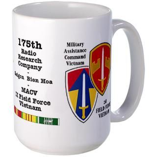 Army Security Agency   Radio Research Mugs  A2Z Graphics Works