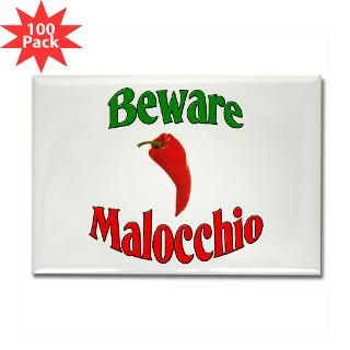 beware malocchio rectangle magnet 100 pack $ 179 99
