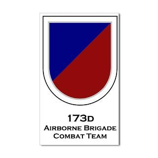 Army Airborne & SpecOps Beret Flash stickers  A2Z Graphics Works