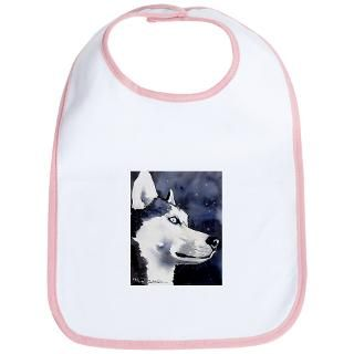 Art Gifts > Art Baby Bibs > Husky Bib
