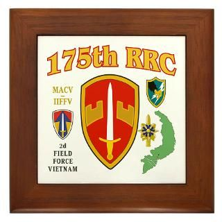 Radio Research / Army Security Agency Framed Tiles  A2Z Graphics