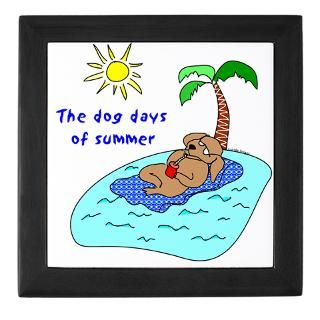 Dog Days of Summer T shirts & Gifts  Holiday T shirts Special