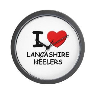 Lancashire Heeler Clock  Buy Lancashire Heeler Clocks