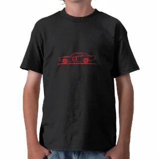 1969 Dodge Charger General Lee  Shir