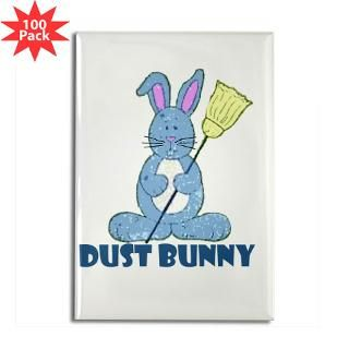 dust bunny rectangle magnet 100 pack $ 189 99
