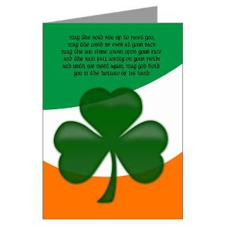 Irish Blessing Greeting Cards  Buy Irish Blessing Cards