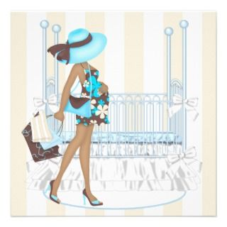 invitations this cute african american baby boy shower invitation is